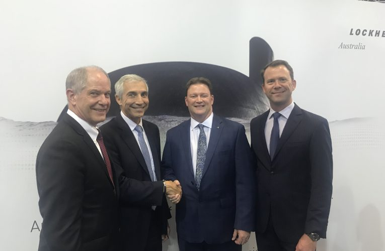 Lockheed Martin Australia Contract Safran for Australia's Future Submarines