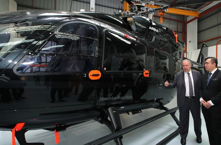 Airbus Helicopters Malaysia Expands Delivery Centre and Training Facility