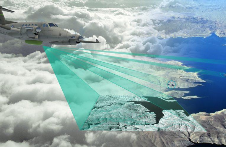 HENSOLDT Delivers New Airborne Surveillance Radar