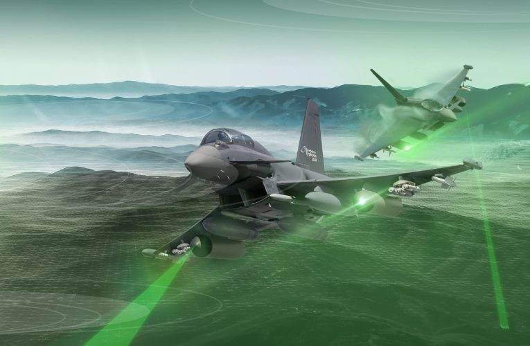 Airbus and Partners Unveil Details of New Eurofighter ECR concept