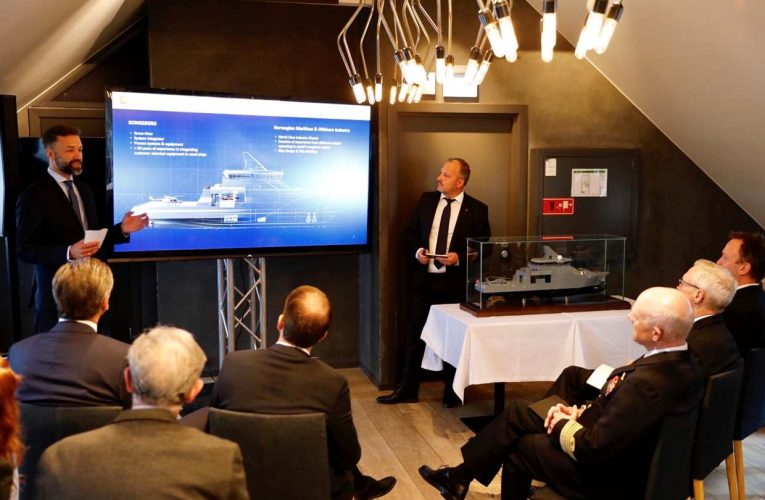 KONGSBERG Unveils Vanguard, A Game Changer in Naval Operations