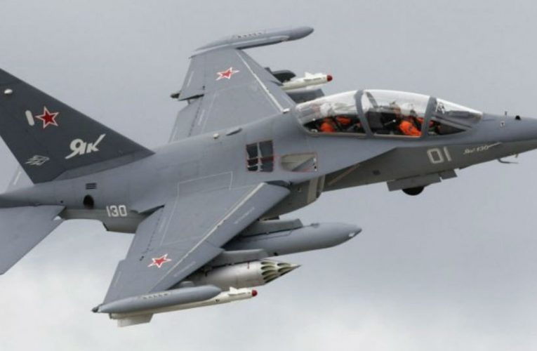 Yakolev Yak-130 Light Combat Aircraft for Vietnam