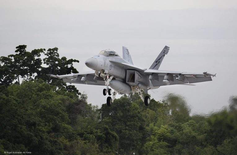 RUAG Achieves First Component Repairs on RAAF F/A-18F Super Hornet