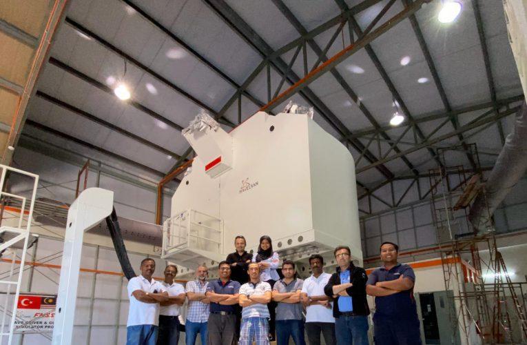 HAVELSAN Completes Installation of Malaysia's AV8 Simulator
