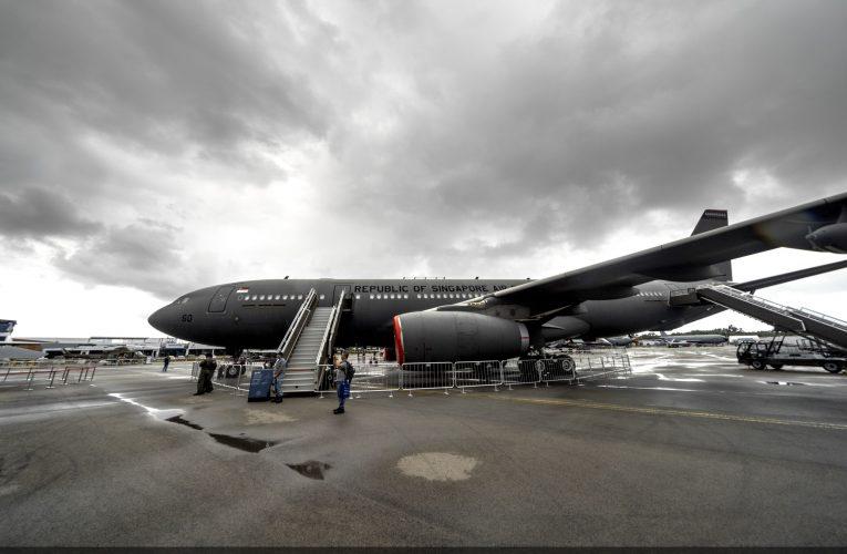 Airbus, Singapore Collaborates on SMART MRTT Development