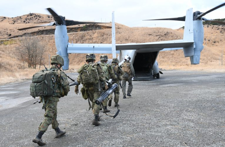 Ex Forest Light Focus on Helicopter-borne Aerial Operations in Japan