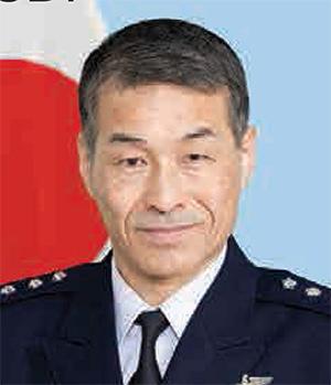 JASDF Chief-of-Staff General Yoshinari Marumo