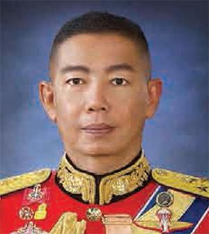 Royal Thai Army, Commander-in-Chief, General Apirat Kongsompong