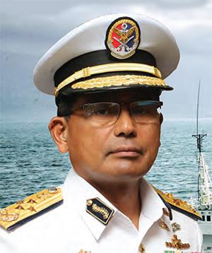 Malaysia Coast Guard, Director General, Zulkifili Abu Bakar