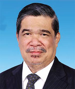 Malaysia Minister of Defence, Mohamad Sabu