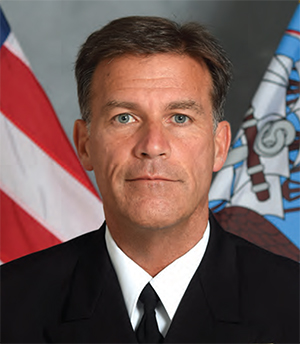 US Pacific Fleet Commander, Admiral John C Aquilino
