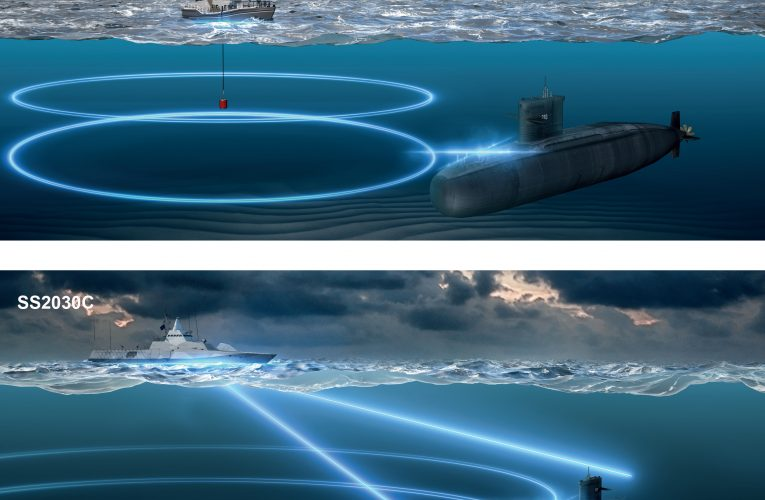 Another Contract for KONGSBERG's Shallow Water ASW and Diver Sonar