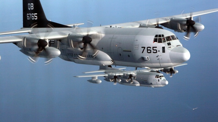 BAE Systems Awarded Electronic Countermeasures Contract for KC-130J Aircraft
