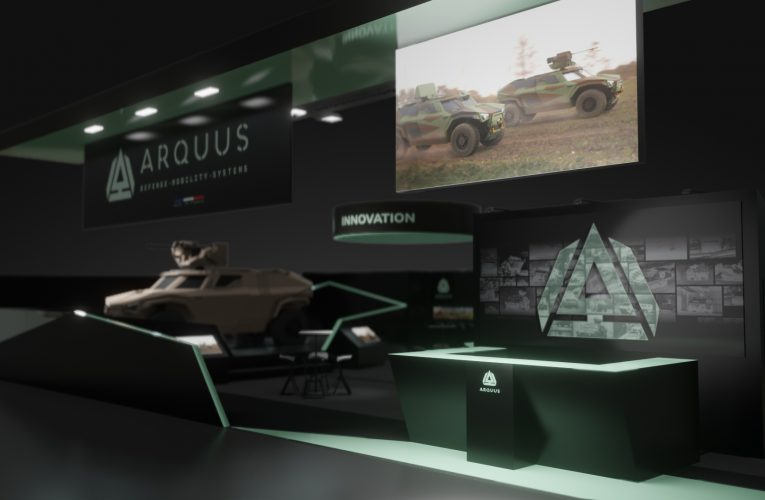 Arquus Launches Arquus e-xpo