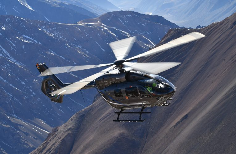 Five-bladed H145 Gets Type Certification by EASA