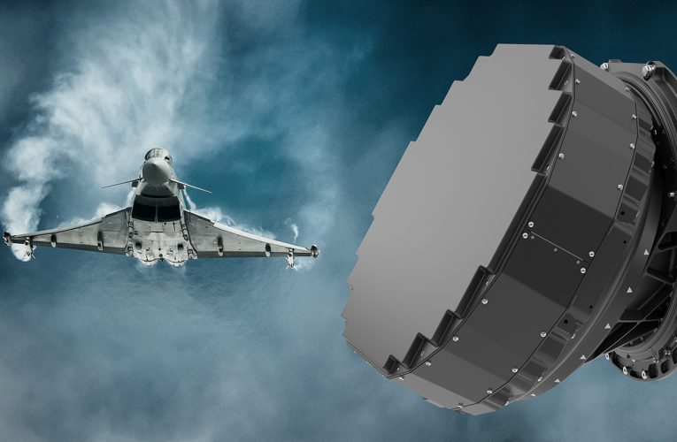 New AESA Radar Key Decision for Germany as Technology Base