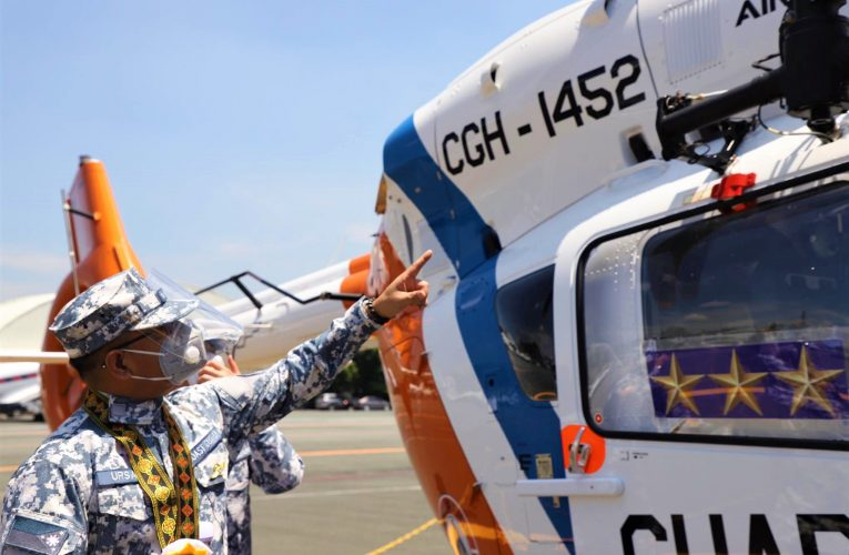 Airbus H145 Enters Philippine Coast Guard Service