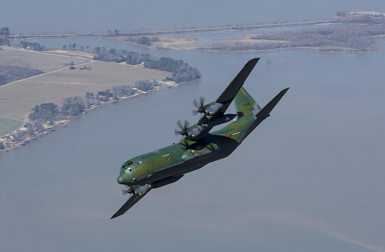 NZDF to Get Five C-130J Super Hercules