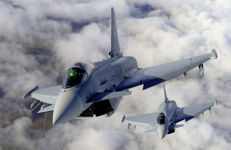 Airbus Contract for Integration of 115 New Eurofighter ESCAN Radars