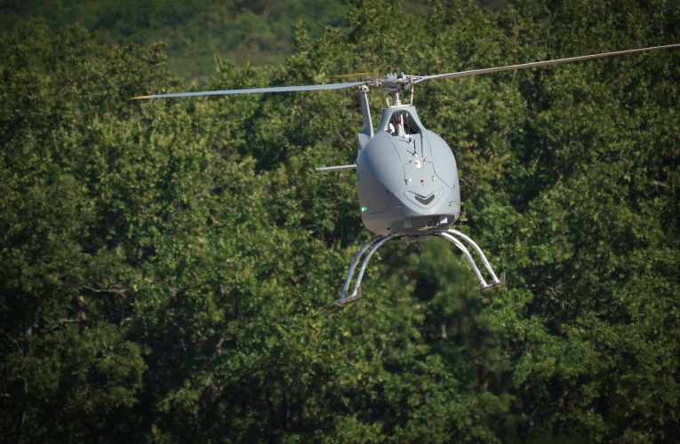 VSR700 First Autonomous Free Flight, Destined for Naval Operations
