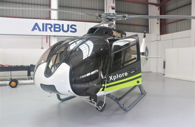Airbus Helicopters First e-delivery in Asia Pacific