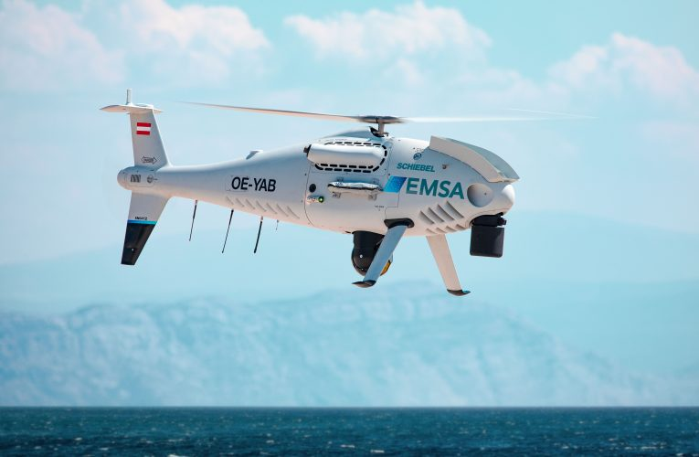 Schiebel Camcopter®S-100 to Perform Coast Guard Services for European Maritime Safety Agency