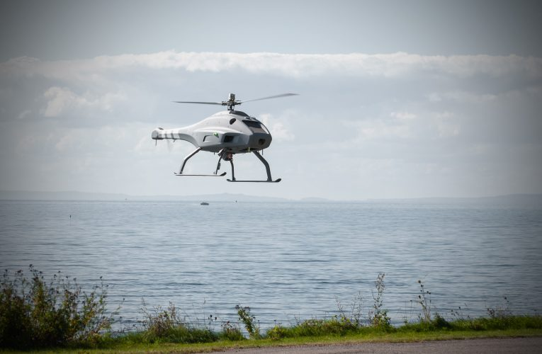 UAV SKELDAR V-200 for Belgian and Royal Netherlands Navy Minehunters