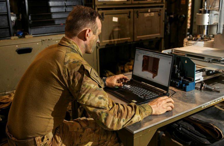 Australian Army Push Engineering Boundaries with Latest Metal 3D Printing Field Trial