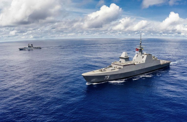 Singapore and Brunei Navies Bilateral Exercise Pelican