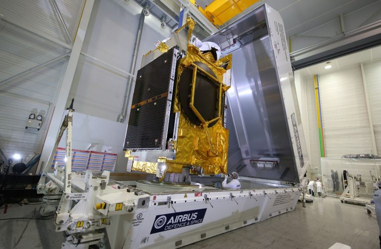 South Korea's First Military Satellite Reaches Final Geostationary Orbit Position