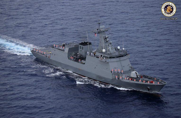 HENSOLDT UK Delivers Radar Suite to the Philippine Navy Frigate