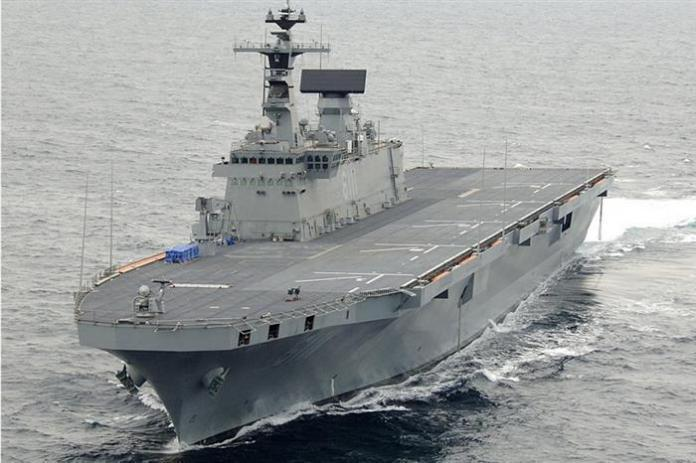 South Korea go For Aircraft Carrier and Ballistic Missile Submarine