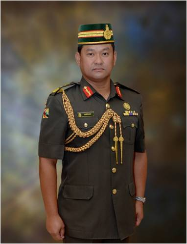 Brunei Gets New Land Force Chief