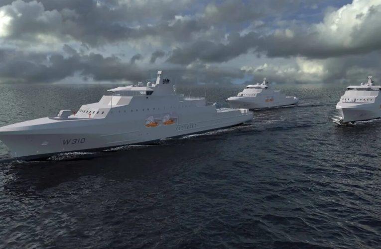 KONGSBERG to Supply Coastguard Vessels with Sonars