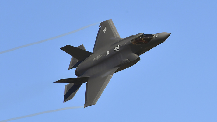 BAE Systems Continues Mission-Critical  F-35 EW System Production