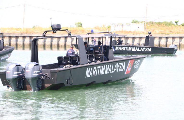 Malaysia Coast Guard Gets More Fast Interceptor Boats for Maritime Patrol