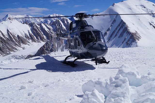 Indian LUH Completes Hot and High-Altitude Trials in Himalayas