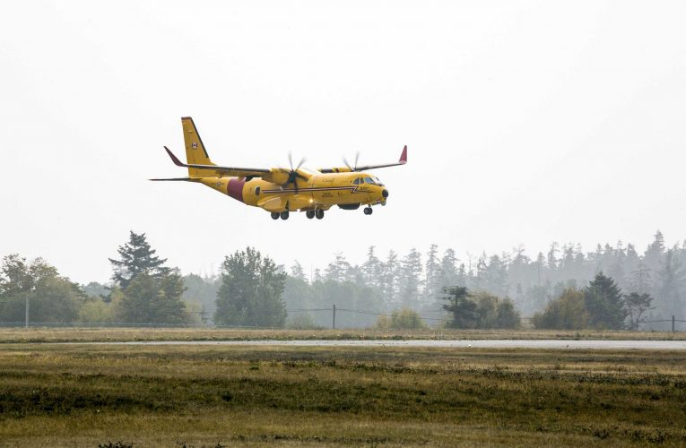 First Airbus C295 FWSAR Aircraft has Arrived