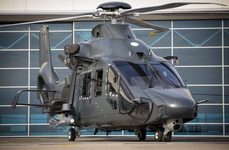 Safran's New-Generation Euroflir 410 Optronic System for French Navy's H160 Helicopters
