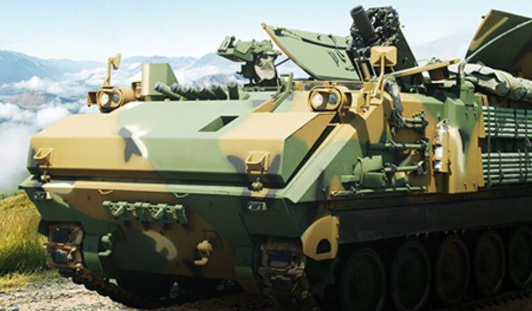 South Korea to Start 120-mm Self-Propelled Mortar System Production