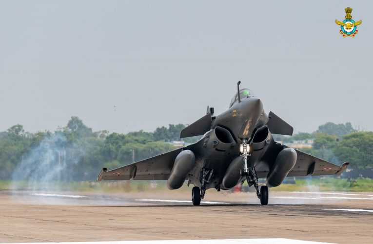 Rafale Fighter Jets Formally Inducted into Indian Air Force