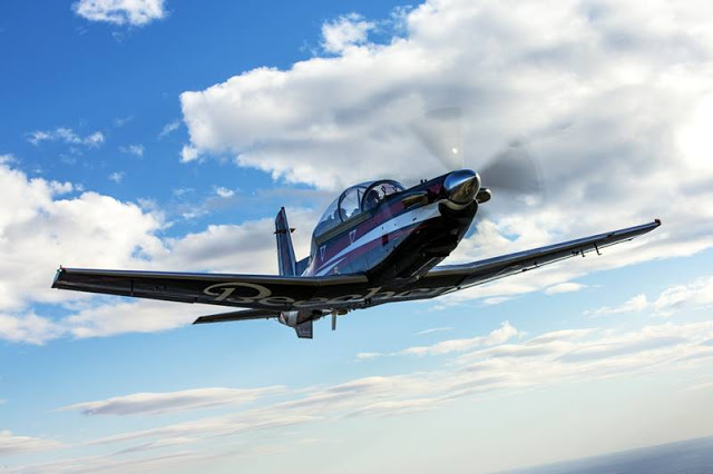 Textron Aviation Defense gets RTAF contract for 12 Beechcraft T-6C Texan II Trainer Aircraft