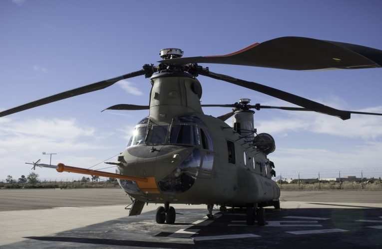 US Special Operations Command gets first MH-47G Block II Chinook