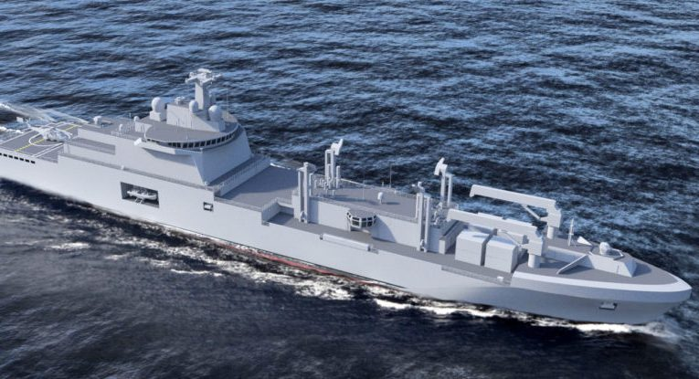 Naval Group Picks iXblue Navigation Solutions for Future French Navy Supply Ships