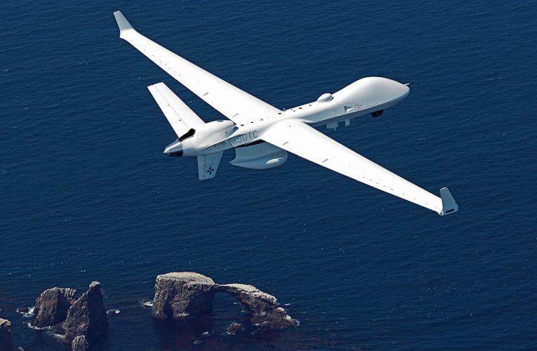 Flights Demonstrate SeaGuardian's Capabilities in the Maritime Environment
