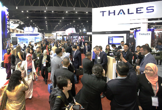 Major Tri-Service ASEAN Defence and Security Event Set to Expand Further in 2021 Edition