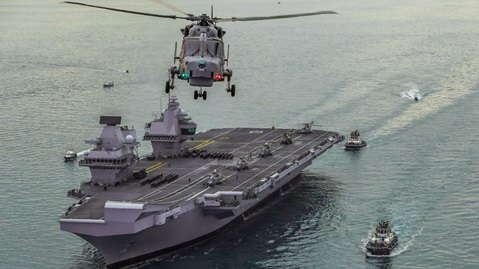 DSEI 2021: UK Ministry of Defence to focus on the Integrated Response to Future Threats