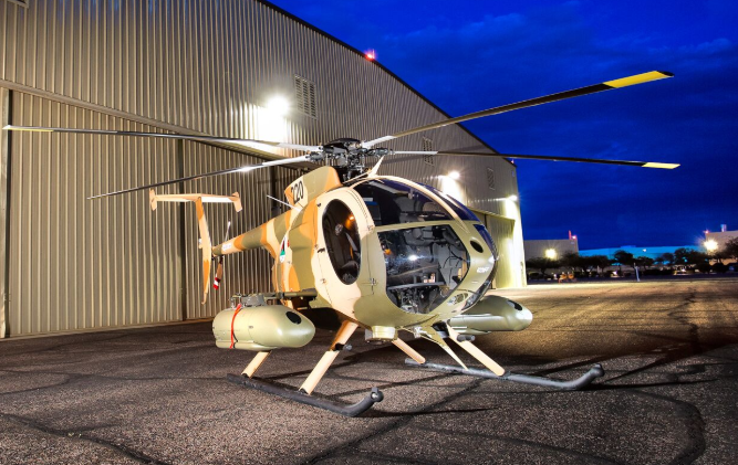 MD Helicopters, Inc (MDHI) Announces Two Independent Contract Awards