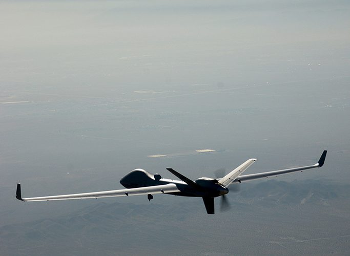 New RPAS Based on MQ-9B SkyGuardian Will Be Delivered in 2021