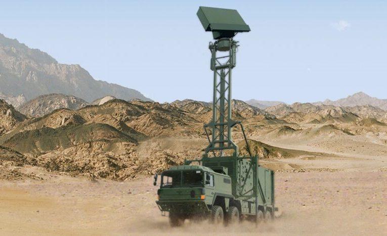Third TRML-3D Radar for the Royal Thai Army
